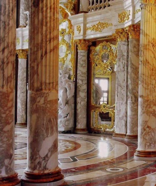 Сontemporary Russian Baroque 3