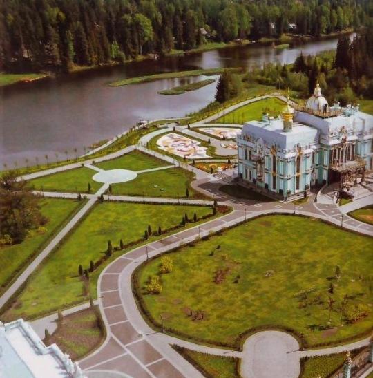 Сontemporary Russian Baroque 5