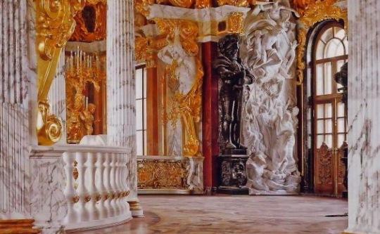 Сontemporary Russian Baroque 6