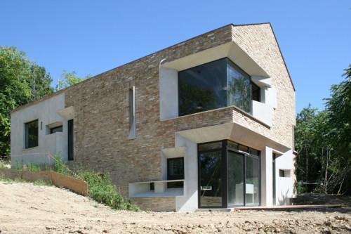 Дом с картинами (Picture House) в Италии от Barilari Architects