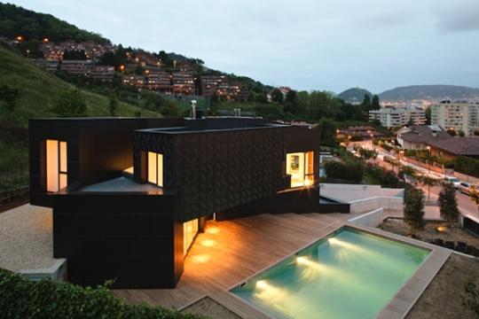 Q-дом (Q-house) в Испании от asensio_mah