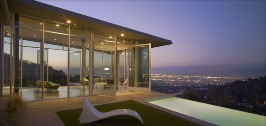 Дом Skyline (Skyline Residence) в США от Belzberg Architects