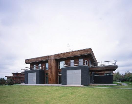Т-Дом (T-house) в России от арх 4 (ARCH 4)