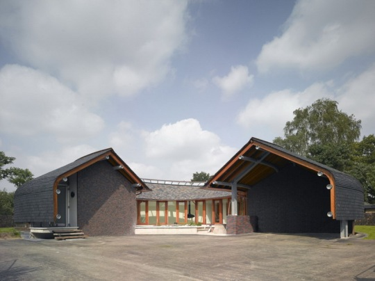 Вилла Майндерсма (Villa Meindersma) в Голландии от de Architekten Cie