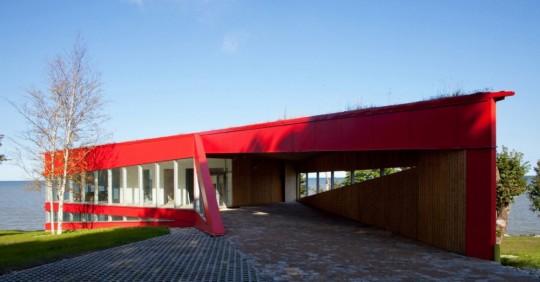Вилла Север (Villa Nord) в Эстонии от Сальто АБ (Salto AB)