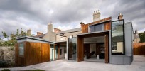 Windhover house в Ирландии от Ailtireacht Architects
