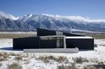 Zen Garden House в США от David Jay Weiner Architect