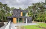 Лесная вилла (Bosvilla Soest) в Голландии от Zecc Architects