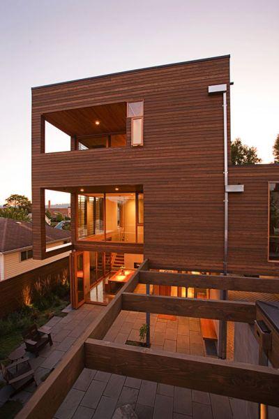 Дом Батлера (Butler Residence) в США от PATH Architecture