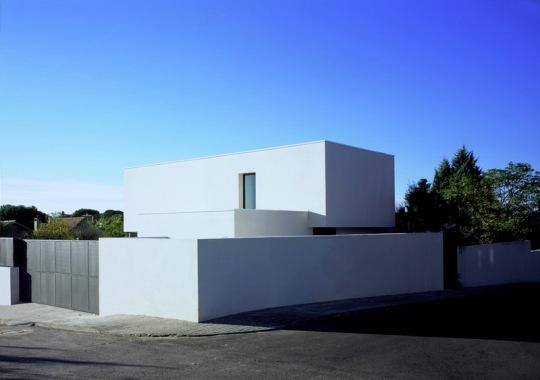 Дом Cabedo (Casa Cabedo) в Мадриде от Ana Espinosa Garc?a-Valdecasas, ?lvaro Moreno Hern?ndez & Pablo Olalquiaga Besc?s