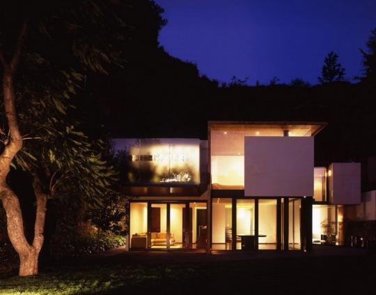 Дом В-3 (Casa V-3) в Мехико от Gardu?o Arquitectos