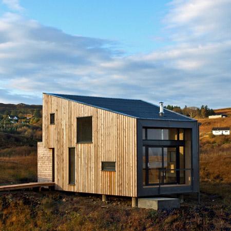 Fiscavaig Project в Шотландии от Rural Design