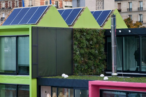 Les maisons Be-GREEN 4