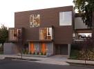 Блокированный дом у парка (Park BOX) в США от PATH Architecture