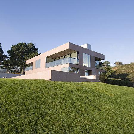 Сборный дом (Precast House) в Ирландии от FLK Architects