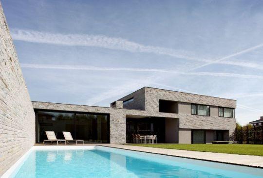 Дом семьи Сибен (Woonhuis familie Sieben) в Голландии от Oomen Architects