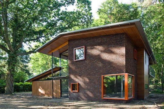Виллы в Билтховене (Bilthoven Villas) в Голландии от Cita Architects