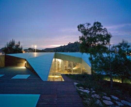 House among Pines в Испании от XPIRAL