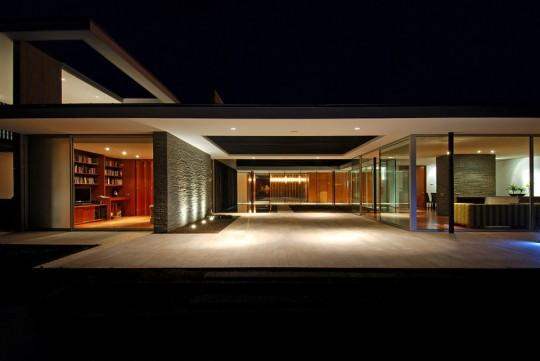 K?bler House в Чили от 57Studio