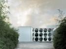 О-Дом (O House) в Швейцарии от Philippe Stuebi Architects