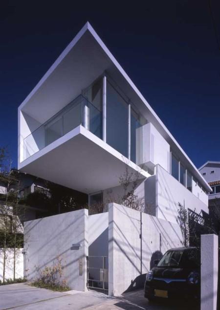 Дом-парабола (Parabola house) в Токио от Yasuhiro Yamashita