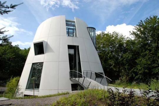 Вилла в Бекбергене (Villa in Beekbergen) в Голландии от Factor Architecten