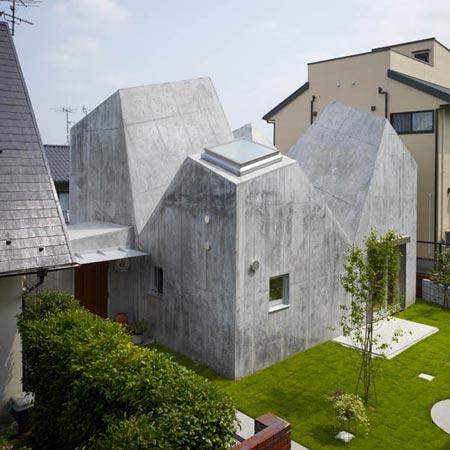 Домик для двоих в Йокогаме
