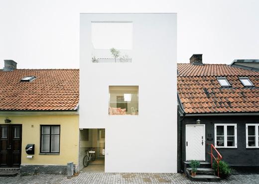 Городской дом в Швеции