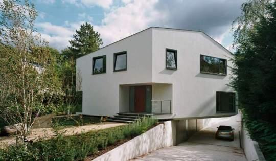 Дом в Бюссюме