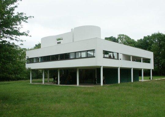 Вилла Савой (Villa Savoye)