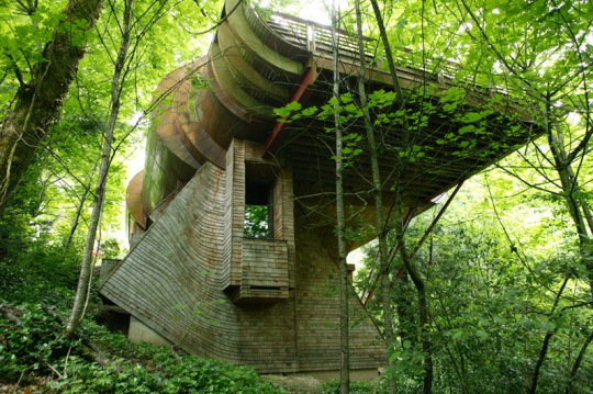 Деревянный дом в Портленде