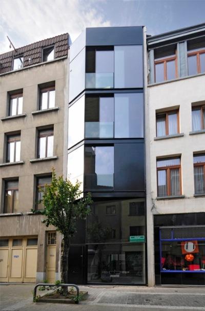 Дом для архитекторов в Бельгии