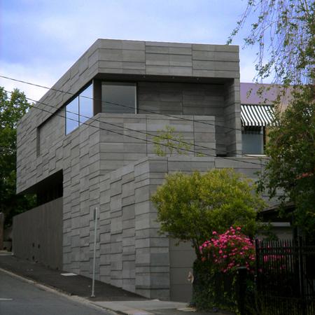 Каменный дом в Мельбурне