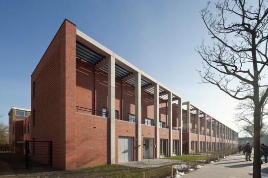Социальное жильё в Гронингене