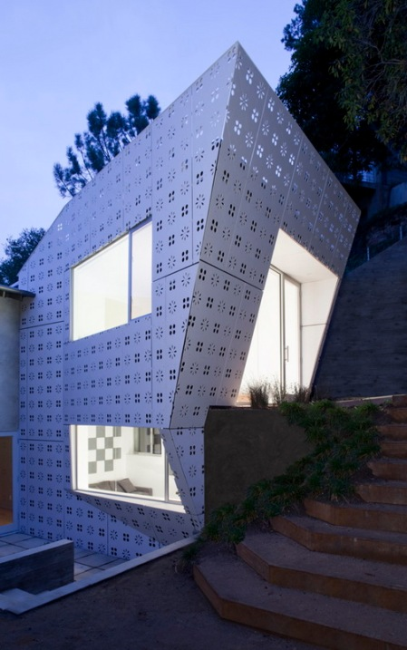 Пристройка к дому в Санта-Монике