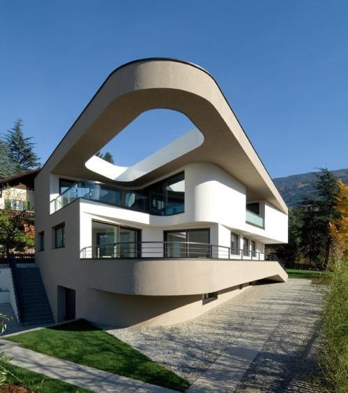 Дом в Альпах 2