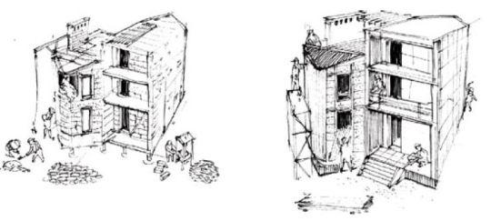 Проекты конкурса «Дом 21 века»